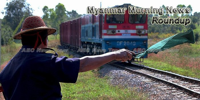 Myanmar Morning News For October 24