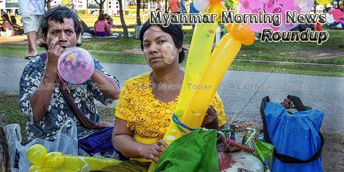 Myanmar Morning News For October 30