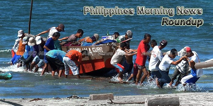 Philippines Morning News For October 10
