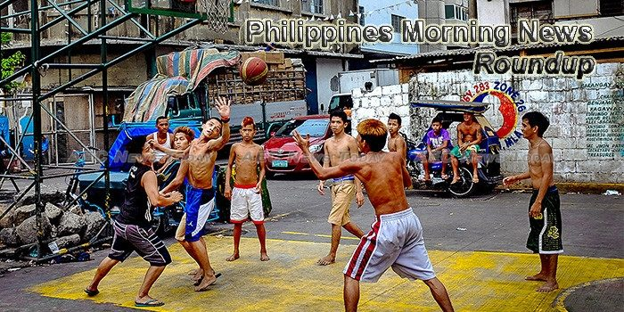 Philippines Morning News For October 26