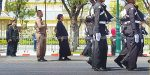 Tight Security For Second Dress Rehearsal For King Bhumibol (photo special)