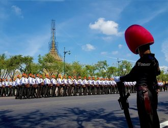 Royal Cremation rehearsal 2 006 | Asean News Today
