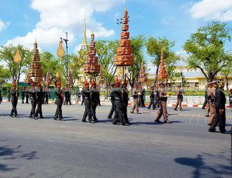 Royal Cremation rehearsal 2 009 | Asean News Today