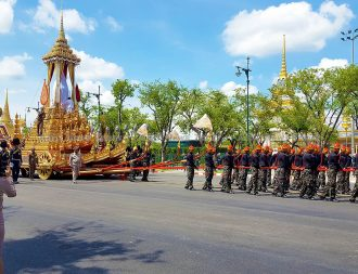 Royal Cremation rehearsal 2 010 | Asean News Today