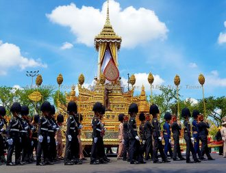 Royal Cremation rehearsal 2 011 | Asean News Today