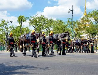 Royal Cremation rehearsal 2 013 | Asean News Today