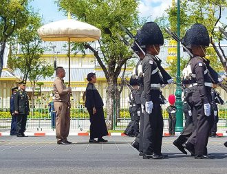 Royal Cremation rehearsal 2 014 | Asean News Today