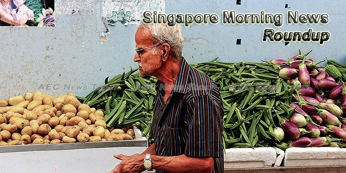 Singapore Morning News For October 20