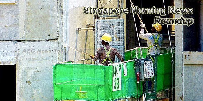 Singapore Morning News For October 23