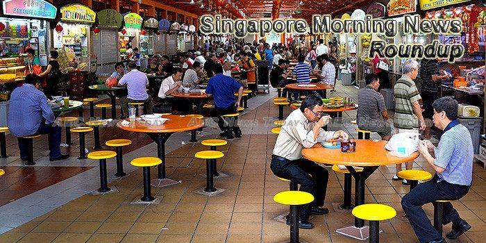 Singapore Morning News For November 1
