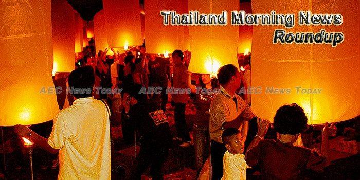 Thailand Morning News For November 6