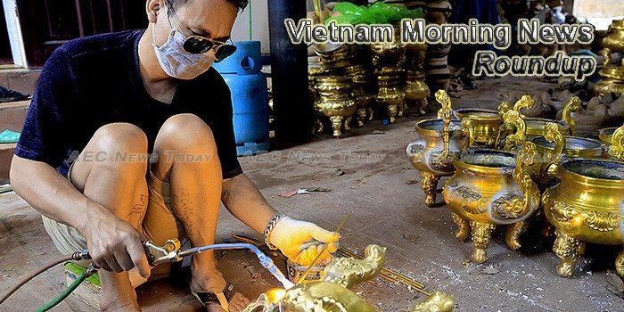 Vietnam Morning News For October 13