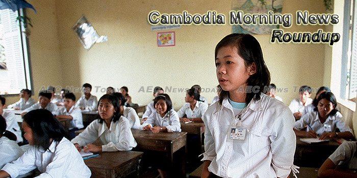 Cambodia Morning News For November 6