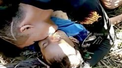 Happy ending for drowned young Thai boy caught on camera (HD video)