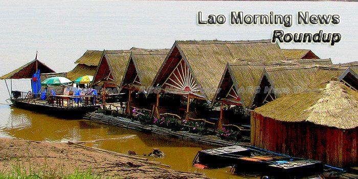 Lao Morning News For November 9