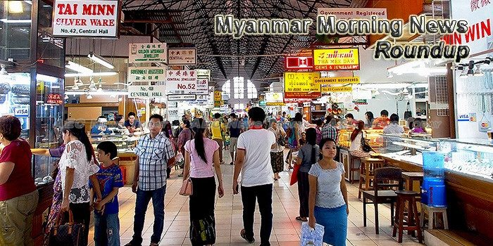 Myanmar Morning News For November 9