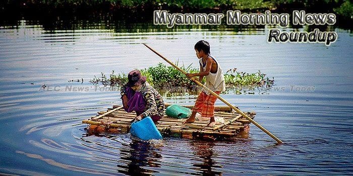Myanmar Morning News For November 22
