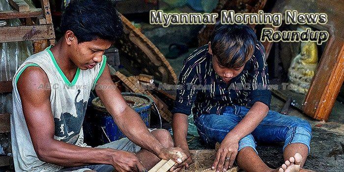 Myanmar Morning News For November 27
