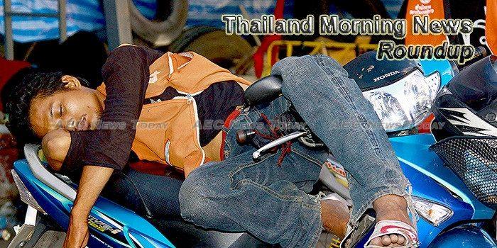 Thailand Morning News For November 30