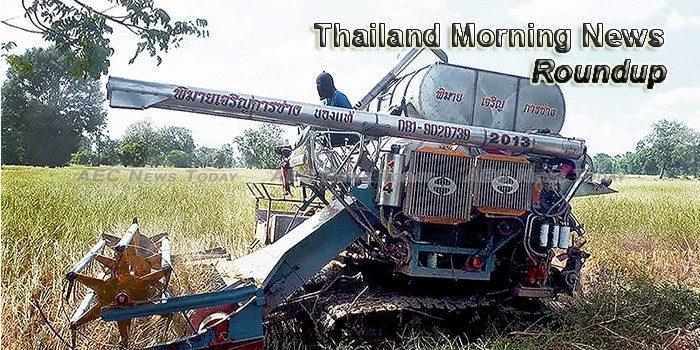 Thailand Morning News For November 16
