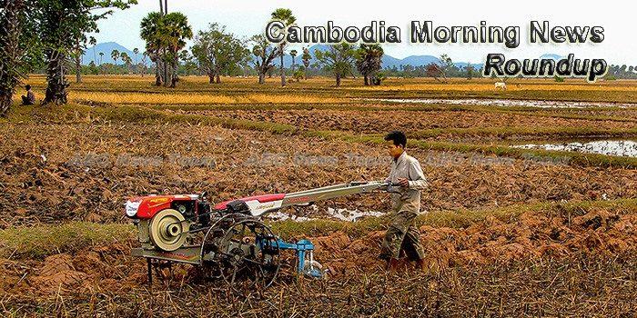 Cambodia Morning News For December 6
