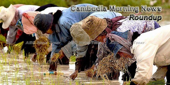 Cambodia Morning News For December 18