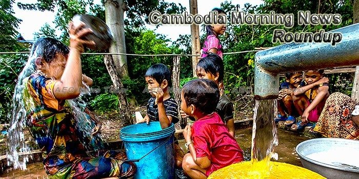 Cambodia Morning News For January 4