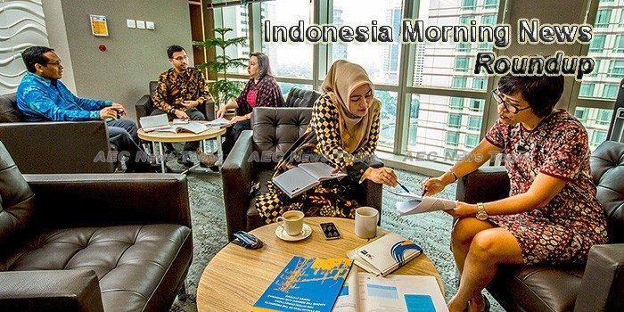 Indonesia Morning News For December 14