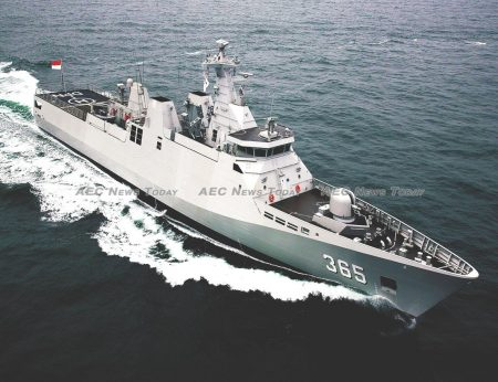 The Indonesia Navy receives data from Spire Global to keep track of IUU fishing
