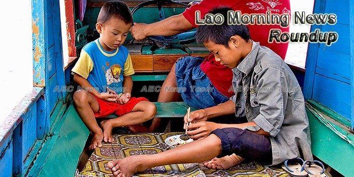 Lao Morning News For December 14
