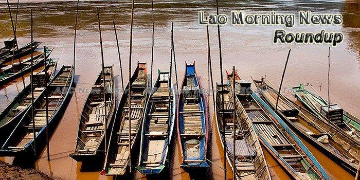 Lao Morning News For December 28