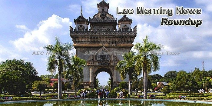Lao Morning News For January 4