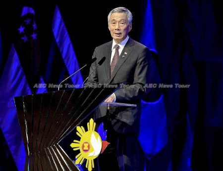 Singapore PM Lee held Singapore up as a model for other countries to follow, untill suddenly it wasn't