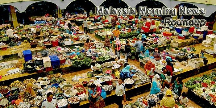 Malaysia Morning News For December 20