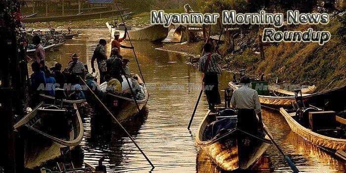 Myanmar Morning News For December 6