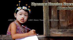 Myanmar Morning News For December 29
