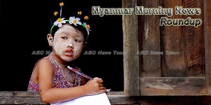 Myanmar Morning News For December 26