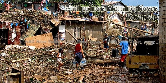 Philippines Morning News For December 26
