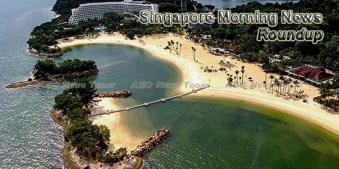 Singapore Morning News For December 4