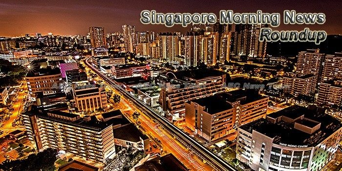 Singapore Morning News For December 21