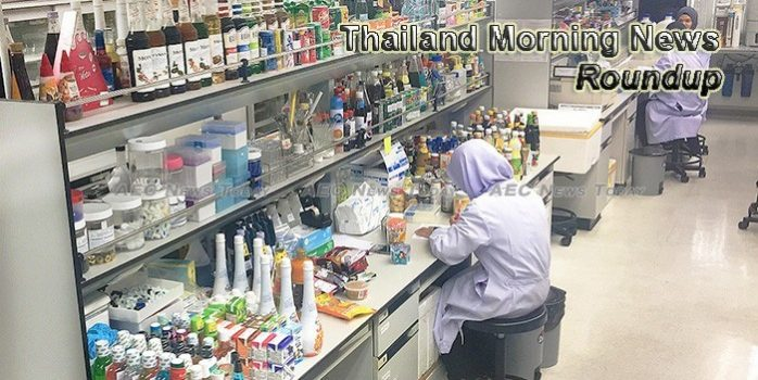 Thailand Morning News For January 5