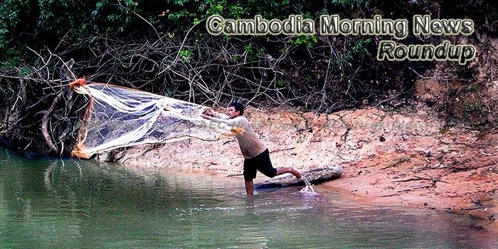 Cambodia Morning News For January 9