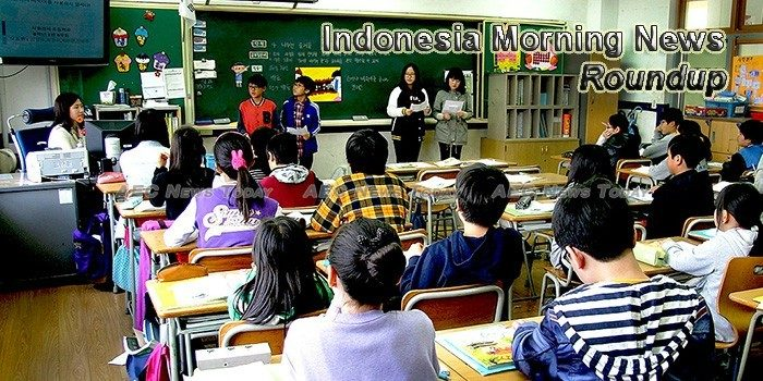 Indonesia Morning News For January 24