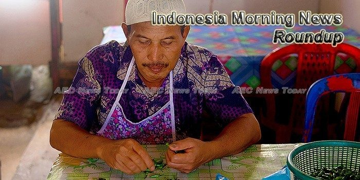Indonesia Morning News For February 1