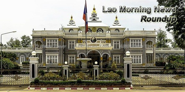 Lao Morning News For January 12