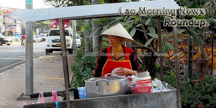 Lao Morning News For January 15