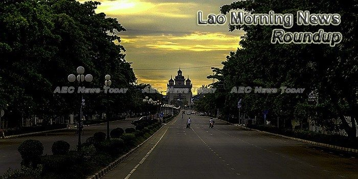 Lao Morning News For January 24