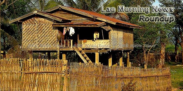 Lao Morning News For January 31