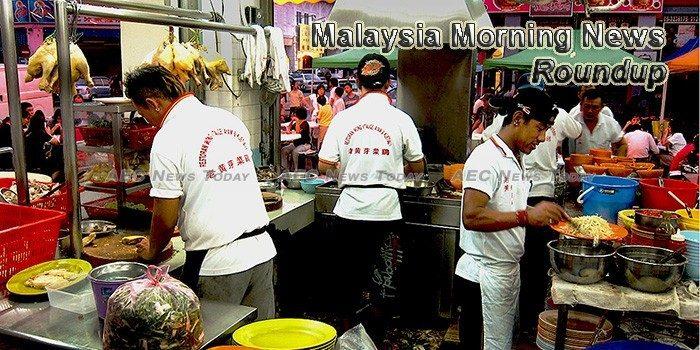 Malaysia Morning News For January 22
