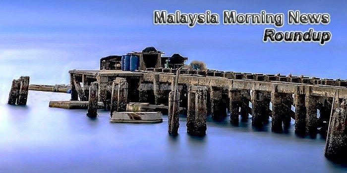 Malaysia Morning News For February 1